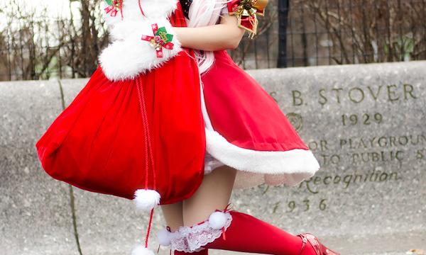 Vocaloid Santa Miku