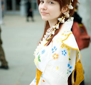 Customers - Limited Version: Kimono & Yukata