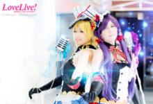 LoveLive School Idol Project Eli & Nozomi
