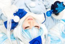 Vocaloid  YukiMiku FuwaFuwa Coat Re: