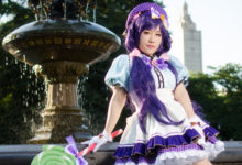 Love Live Nozomi Candy Maid