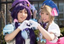 Love Live - Kotori & Nozomi (Candy Maid)