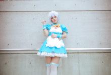 Evangelion - Rei (Cafe Maid)